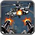 Alone Gunship War: Heli Gunner icon