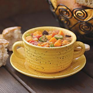 West African Vegetable Stew.