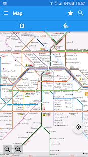 berlin subway u bahn s bahn map bvg android apps on google play. Black Bedroom Furniture Sets. Home Design Ideas