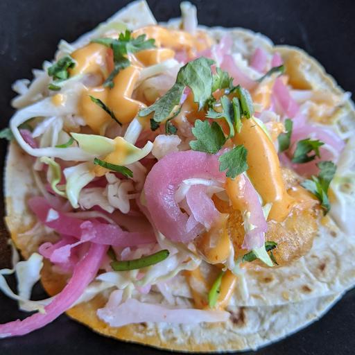 Tacos De Pescado (2 Tacos)