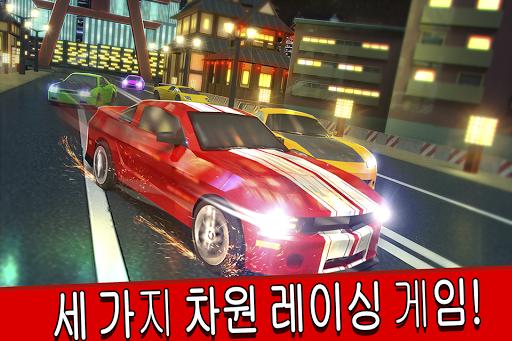 고속 자동차 아스팔트 게임: 아이를위한 최고 차 레이싱