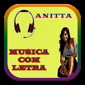 Musica Anitta com letra