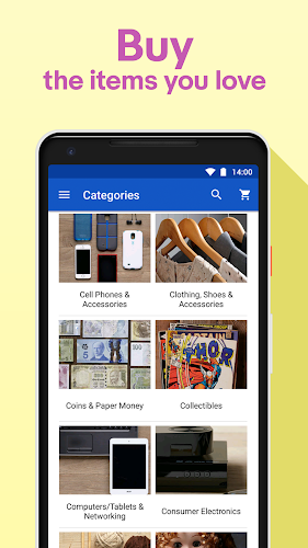 eBay: Shop Deals - Home, Fashion & Electronics Android App Screenshot