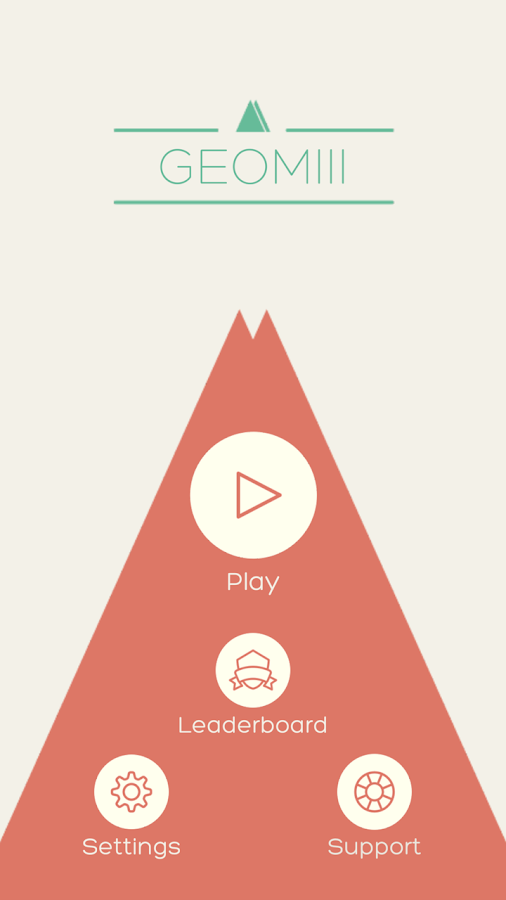 GEOMIII: a free matchapp game- screenshot