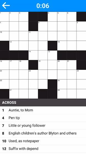 Crossword 2020  screenshots 5