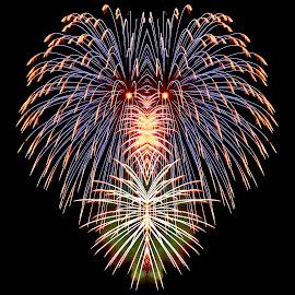 by Mike Lennett - Public Holidays July 4th ( fireworks, mike lennett,  )
