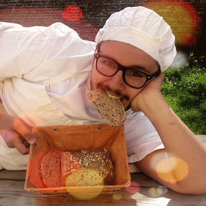 Marc participe aux foulées de la rue pour soutenir les activités artisanales et la production de pain de L'Arche à Beauvais !