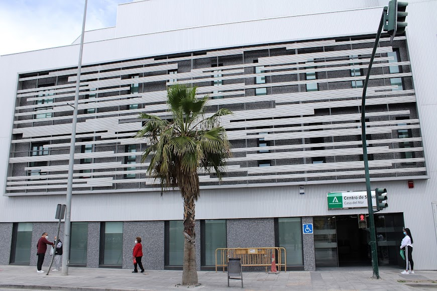 Centro de Salud Casa del Mar.