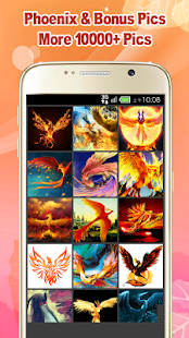Phoenix Wallpaper - náhled
