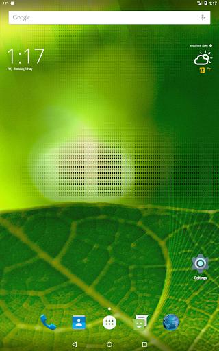 Simple weather & clock widget (no ads) screenshots 11