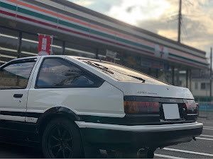 スプリンタートレノ AE86 GT-APEXのカスタム事例画像 Rihiさんの2018年11月12日14:03の投稿