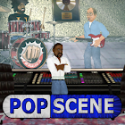 Popscene (Music Industry Sim) Varies with device