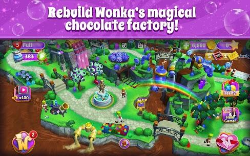 Wonka's World of Candy – Match 3 1