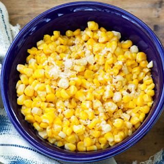 Sweet Corn Mexican Side Dish Recipes.