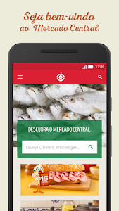 Mercado Central screenshot 0