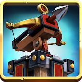 Caravan War: Heroes and Tower Defense Icon