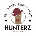 Hunterz - your successful referral program icon