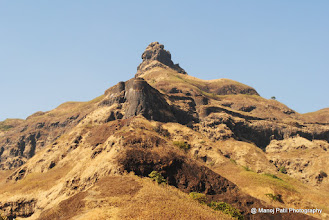 Photo: On the ridge ....