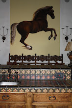 Photo: Hummingbird Nest Ranch -Tile Bar Counter Simi Valley, CA