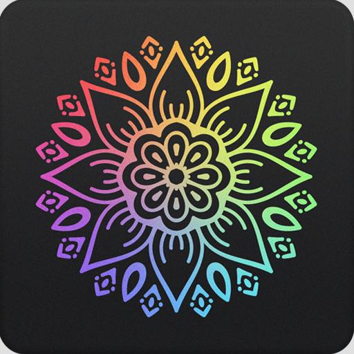 Coloring book for me – Mandala & Antistress