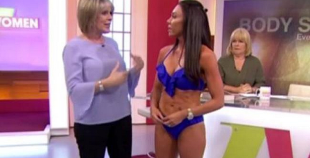 Michelle Heaton shares her body story on Loose Women