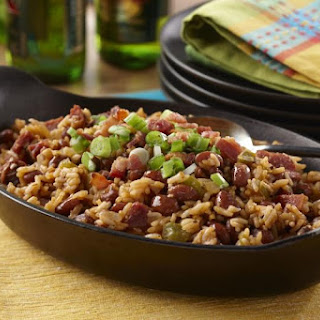 Cuban Red Beans and Rice (Congri Oriente).