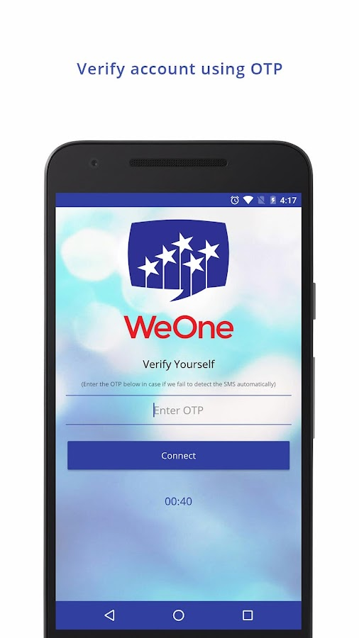 weone- screenshot