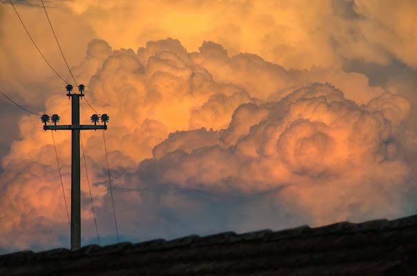 Atmosfera elettrica di Moreno re