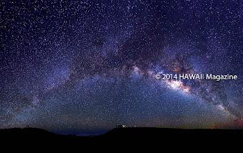 Photo: GRAND PRIZE WINNER. Haleakala volcano summit at night, Maui. Photo by Ron Raport, Bothell, Washington.