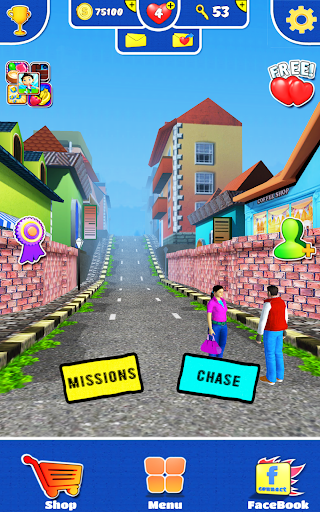 Street Chaser game (apk) free download for Android/PC/Windows