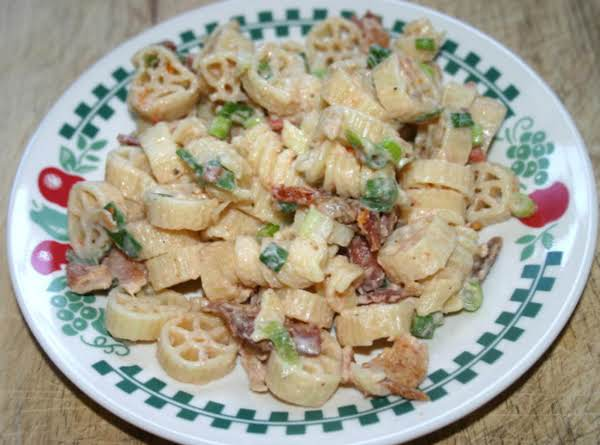 Tomatoe And Bacon Macaroni Salad Recipe