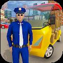 Mega Shopping Mall Taxi: Stunt Driver icon
