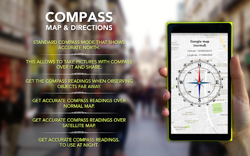 Compass – Maps and Directions v5.0 [ad-free] APK 5