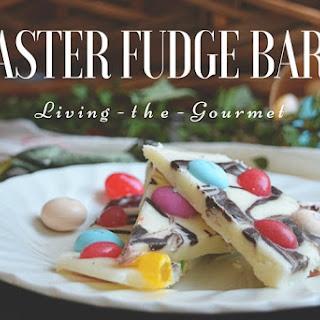 Easter Fudge Bark