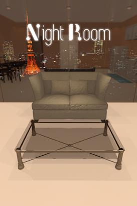 脱出ゲーム Night Room screenshot