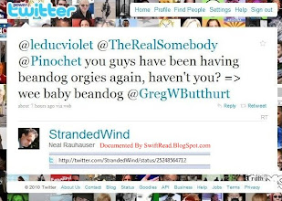 Photo: Rauhauser to those he organizes to confront others on twitter: http://twitter.com/Leducviolet  http://twitter.com/TheRealSomebody http://twitter.com/GregWButthurt statement is ...  http://Twitter.com/StrandedWind/status/25248564712