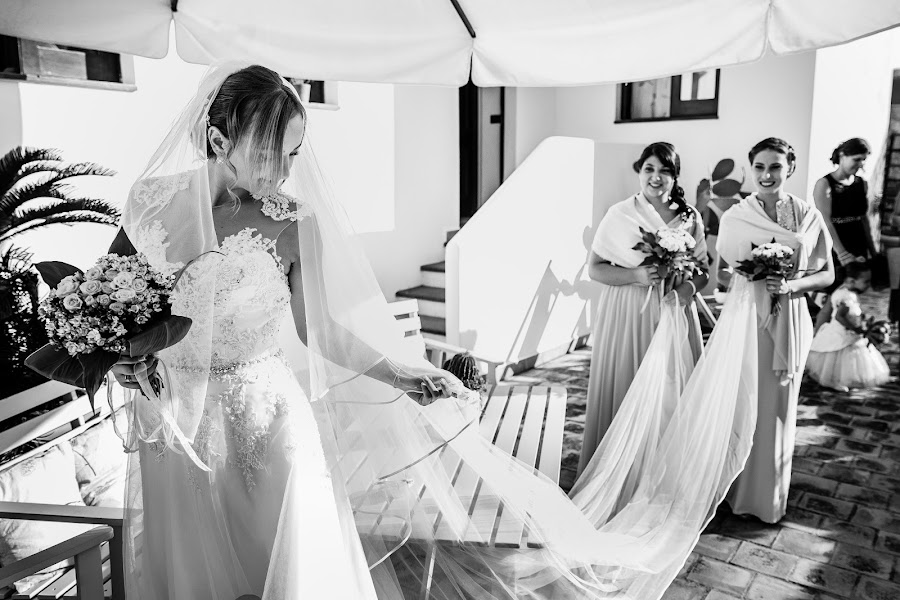 Wedding photographer Antonio La malfa (antoniolamalfa). Photo of 27.09.2016