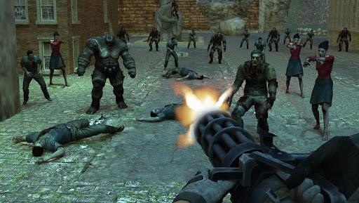Zombie Battlefield Shooter 1.3 screenshots 3