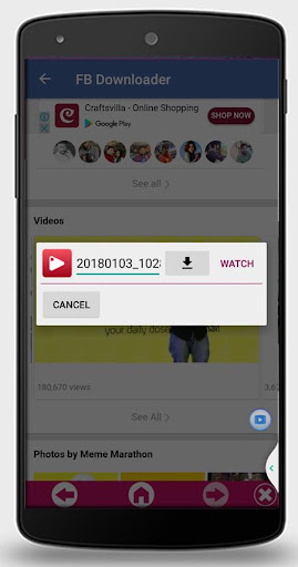 Social Downloader 1.4 screenshots 7