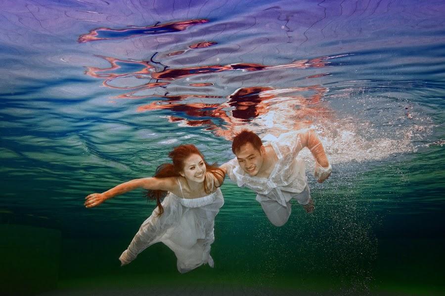 Deepest Love by SIM TECK SIUNG - Wedding Bride & Groom