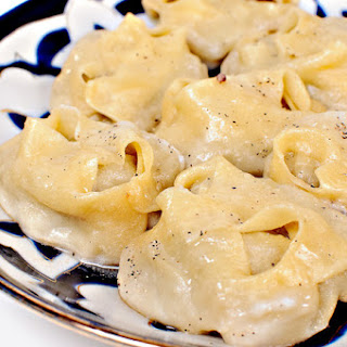 Manti Recipe (Meat Dumplings)