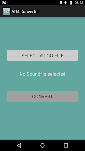 AD4 Audio Converter - náhled