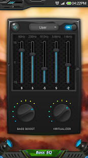 Equalizer & Bass Booster- screenshot thumbnail