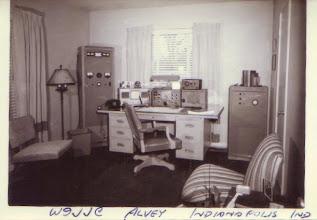 Photo: W9JJC 1955