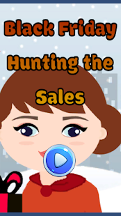 Black Friday Hunting The Sales! - náhled