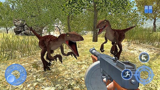 Jurassic dinosaur hunter 2018