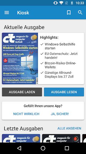 c't Magazin 3.4.7 screenshots 1