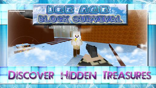 Ice Age Blocks Survival