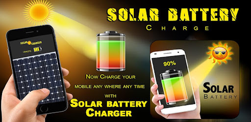 Solar Battery Fast Charger Prank for PC
