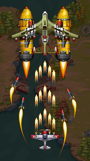 1945 Classic Arcade  captures d'écran 2